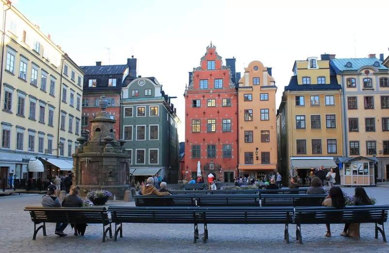瑞典·斯德哥尔摩老城